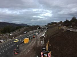 A465 Heads Of Valleys Section 2 Improvement
