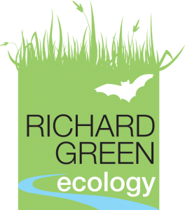 About Us - Richard Green Ecology Logo